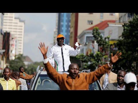 Kenya police break up CORD opposition protests against