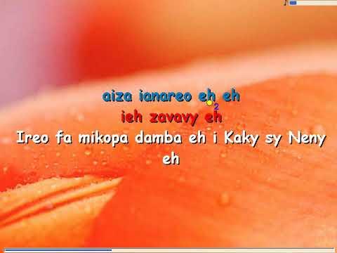 Kiaka  Ny any aminay