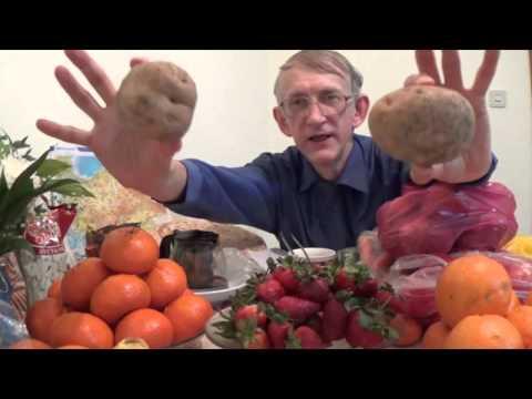 Ankara, Turkiye: What are Prices for Fruits & Vegetables at  Market  in Ankara? 22.03.2016