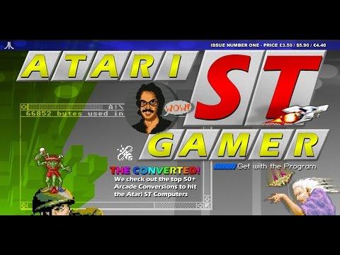 Atari ST Gamer Magazine™ - Atari ST / TT / Falcon Computers - Atari