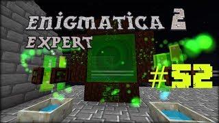 Minecraft 1.12.2 Enigmatica 2 Expert Mode Skyblock #52 Botania Elven Portal