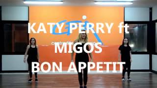 Bon Appetit - Katy Perry Feat Migos | Letizia Salza | Dance Fitness (WATCH ON COMPUTER)