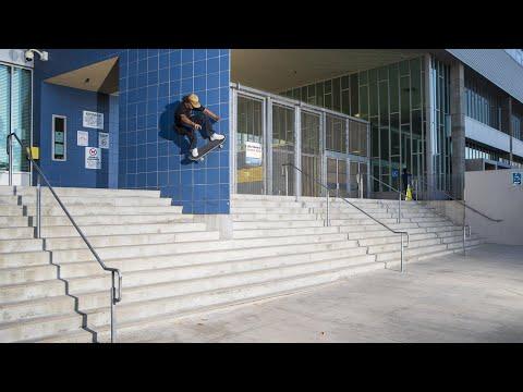 ROUGH CUT: Tanner Van Vark's T.V.V. Part