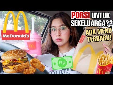DRIVE THRU MCD NGIKUTIN MOBIL DI DEPAN😂 Letting The Person In Front Of Me Decide What I Eat!!