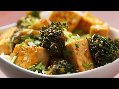 Download Youtube: Chinese Takeout-Style Tofu And Broccoli