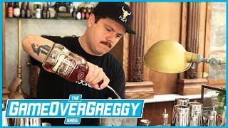 Bartending w/Erick Castro- The GameOverGreggy Show Ep. 206 (Pt. 2)