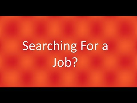 Searching for a Job? - ipsrjobs