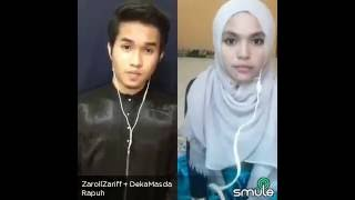Opick   Rapuh on Sing! Karaoke by ZarollZariff and DekaMasda   Smule