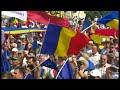 Moldova reunification rally