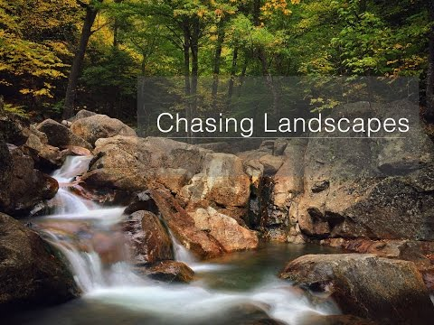 Chasing Landscapes - iPhone Photography in the White Mountains, NH