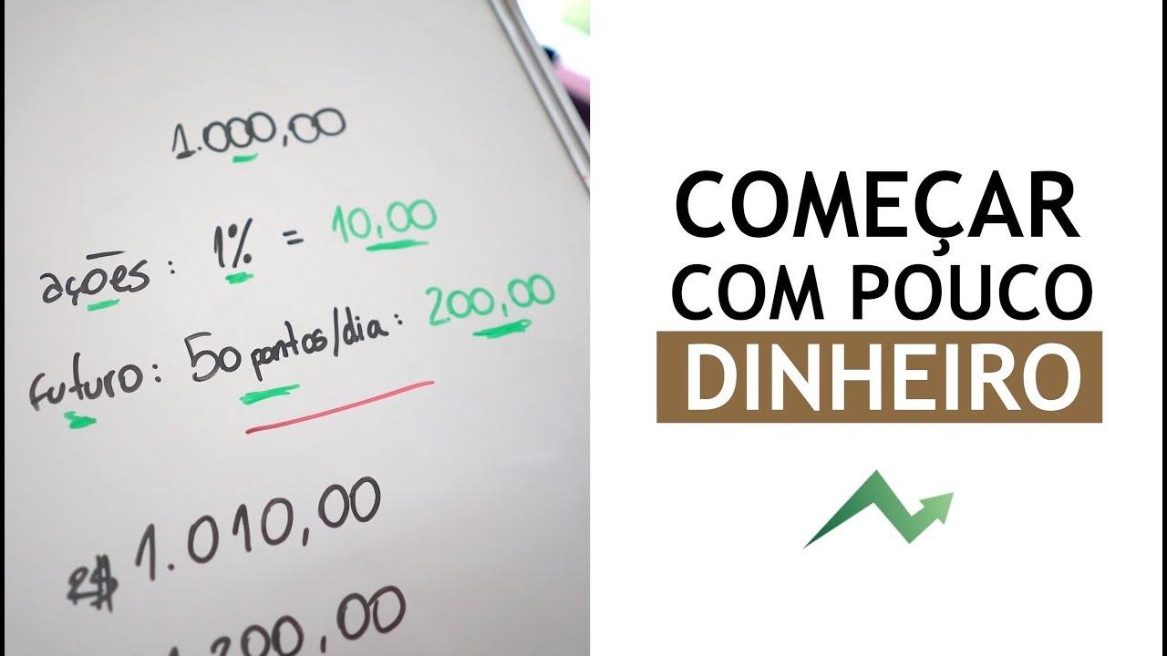 Download COMO FAZER TRADES COM POUCO DINHEIRO?