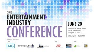 2018 Entertainment Industry Conference