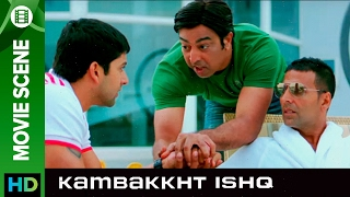 The fight for importance | Kambakkht Ishq | Movie Scene.mp3