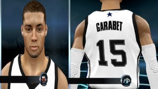 NBA 2k12 My Player - Creation of My Small Forward Ep.1
