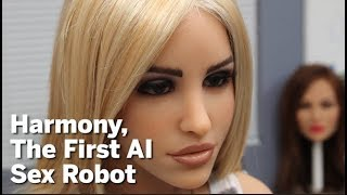 Harmony, The First AI Sex Robot | San Diego Union-Tribune