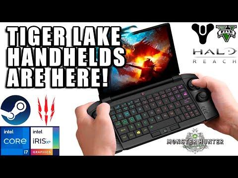 Handheld PC Gaming in 2021 - Tiger Lake Changes Everything! thumbnail