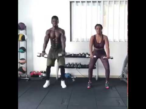 Dillish Mathews - got 2019 planned for burpee .. from YouTube · Duration:  53 seconds