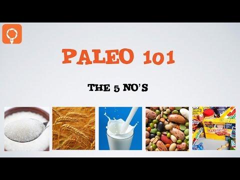 Getting Started on Paleo Paleo 101