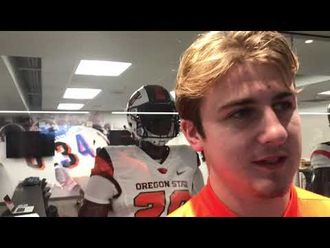 Oregon State Beavers - Ex-Huskers, Sooner excited about new opportunity with Oregon State!!