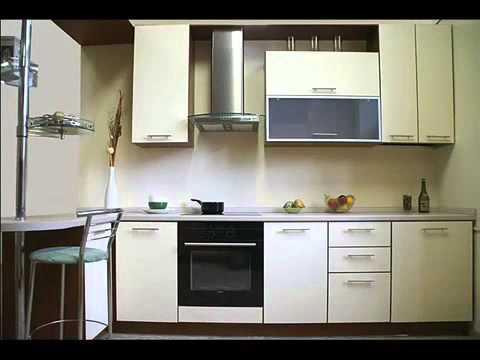 Дизайн интерьер маленькой кухни