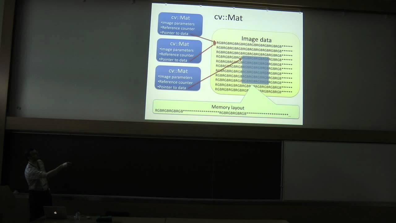 MSCVS2011: Victor Eruhimov - OpenCV and High-Performance Vision on GPU