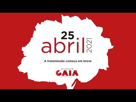 Sessão Solene do 25 de Abril