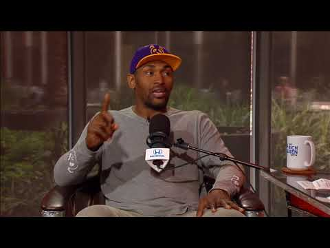 Metta World Peace Says Kobe is the Best Player He