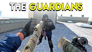 The Rooftop Guardians! - Call of Duty: Modern Warfare (Ground War)
