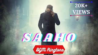 Saaho (The Revelation) BGM || Saaho Ringtone | BGM Ringtone