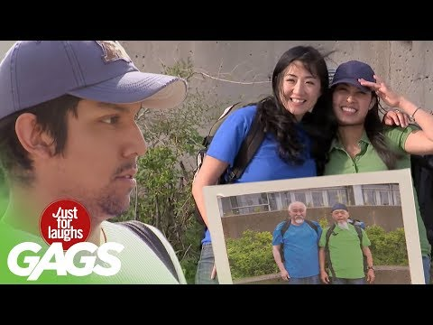 Funniest Japanese Girls Prank – Just For Laughs Gags