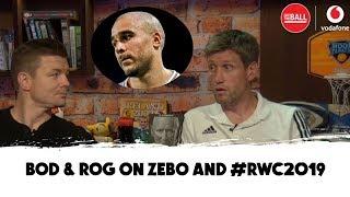 The Zebo Question | Would Brian O'Driscoll and Ronan O'Gara have taken him to Japan?