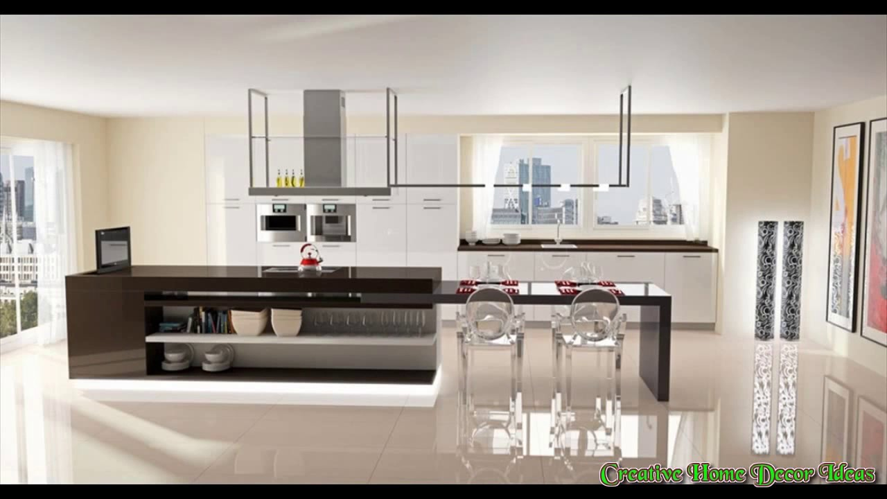 Kitchen Island And Dining Table Ideas
