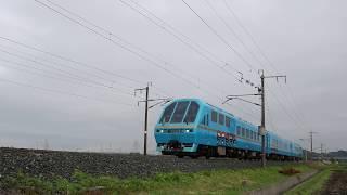 青い森鉄道 キハ58系28系「kenji」9539D 陸奥市川~下田 2018年5月17日