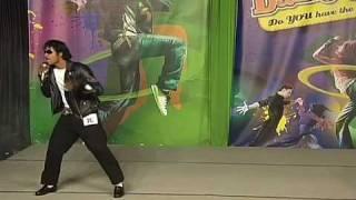 bmobile dance off contestant 20