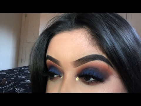 My First Video   Morphe x James Charles Palette
