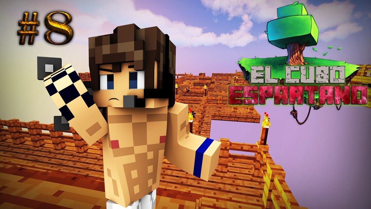 El Cubo Espartano: COMENZAMOS con el TINKERS!!!😜 #8 [LeonidasGames]