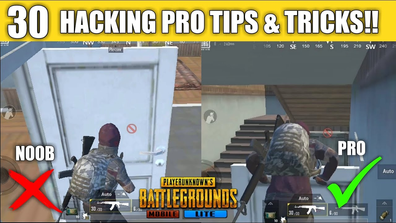 Tips and trick for pubg lite | PUBG Memes