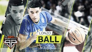 The Science Of Lonzo Ball's Shot | Sport Science | ESPN thumbnail