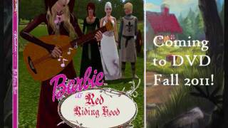 Barbie as Red Riding Hood Trailer 2011