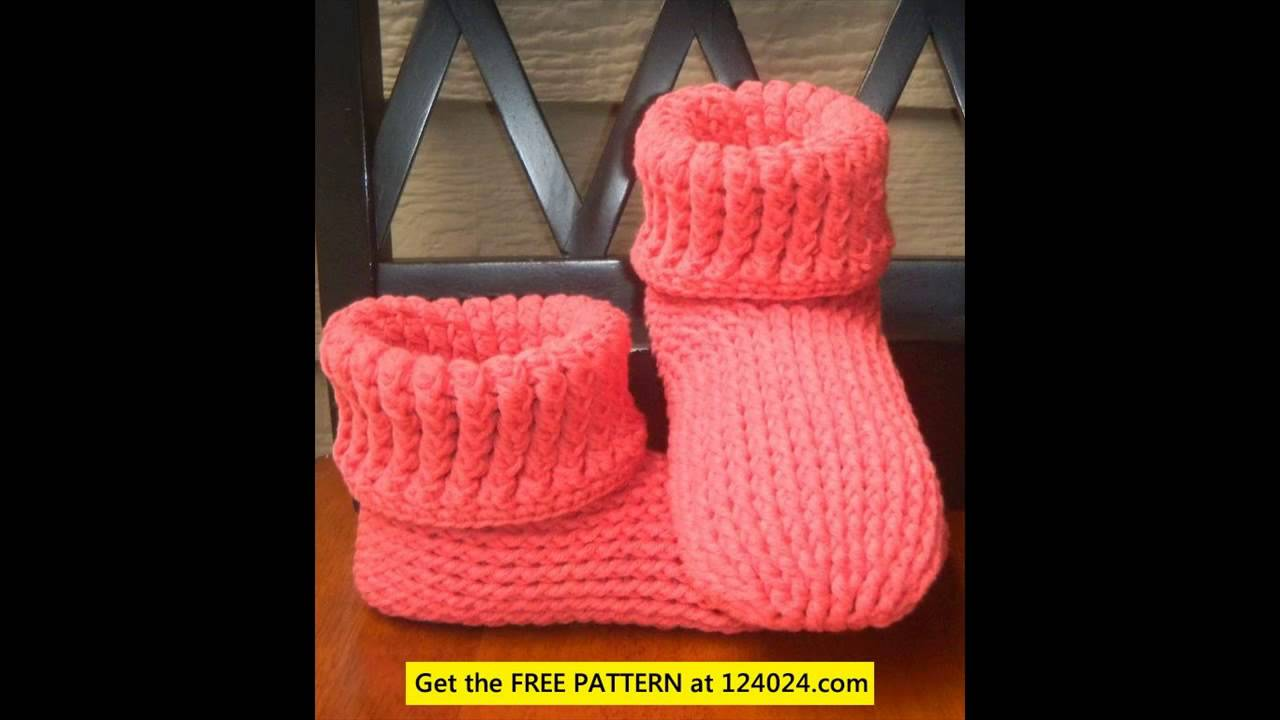 Cable Knit Boots Knit Slipper Boots Boot Topper Knitting Pattern