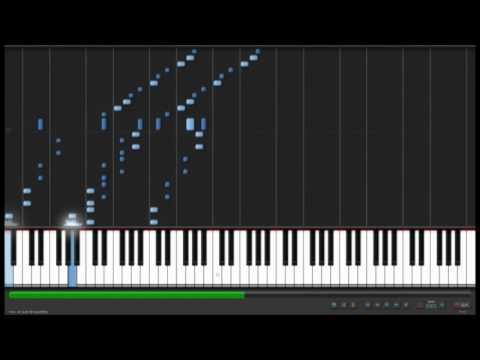 Jean Sibelius - Finlandia solo piano