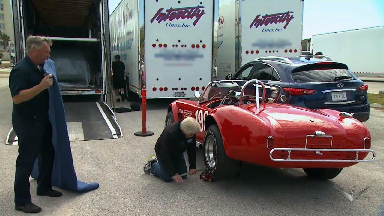 Chasing Classic Cars Cobra