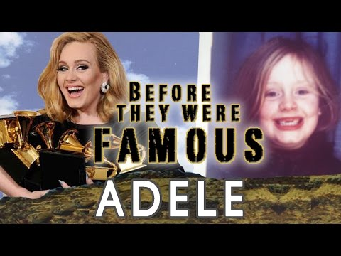 ADELE - Before They Were Famous