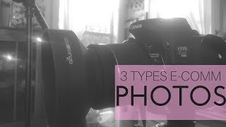 Amazon Photos Tutorial l The 3 Types of E-Commerce Photography for Your Products