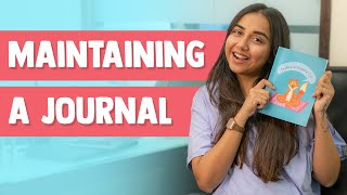 How To Easily Maintain A Journal/Diary | #RealTalkTuesday |MostlySane