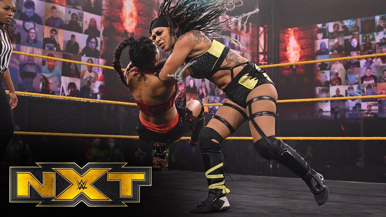 Kayden Carter vs. Xia Li: WWE NXT, March 10, 2021