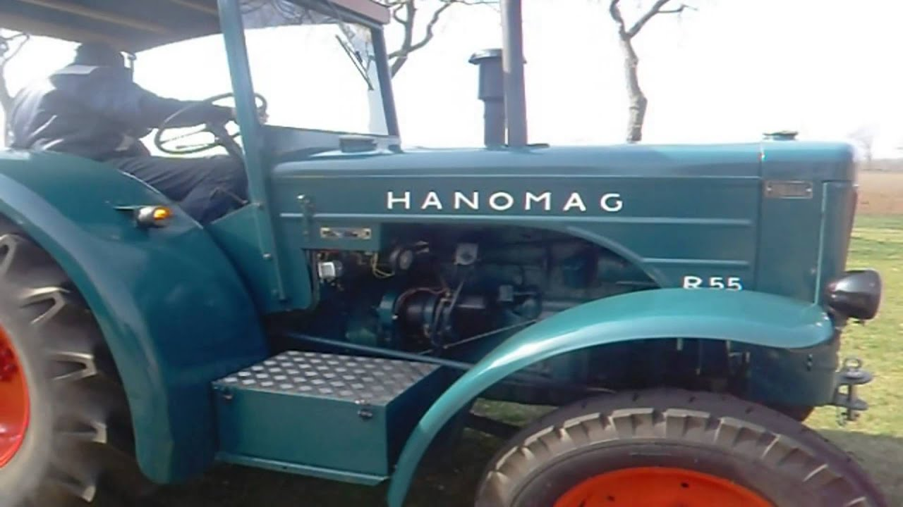 hanomag r55 oldtimer traktor emsland drenthe youtube. Black Bedroom Furniture Sets. Home Design Ideas