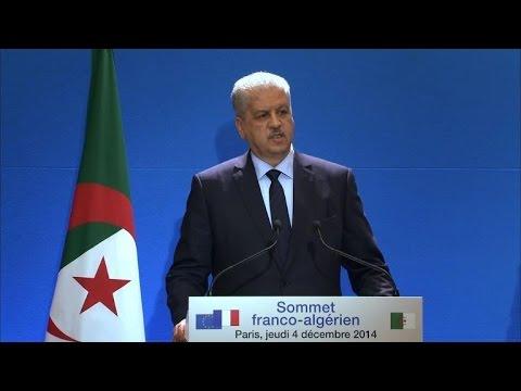 "Algeria PM vows 'no concessions' towards 'terrorists"""