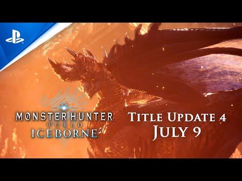 Monster Hunter World: Iceborne - Alatreon Trailer | PS4