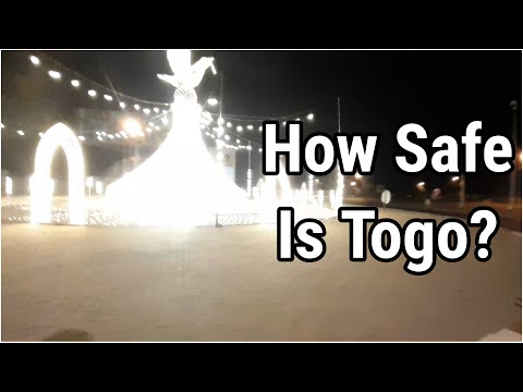 How Safe Is Lome Togo?